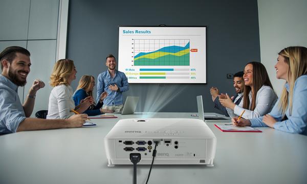 Как выбрать проектор для вашего мероприятия